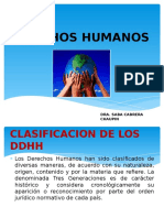 CLASIFICACION DE LOS DERECHOS HUMANOS.pptx