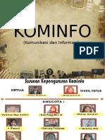 Proker dan kegiatan kominfo ikatan keluarga mahasiswa sukoharjo undip