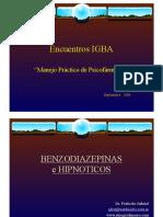 benzodiazepinasehipnoticos