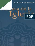 Historia de La Iglesia - August Franzen
