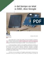 El paso del tiempo es letal para los SSD.docx