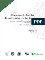 Constitución Jurídicas