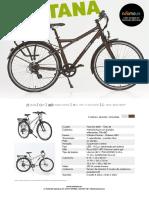 Ficha Bicicleta MONTANA 16