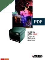 Ametek 3050olv PDF