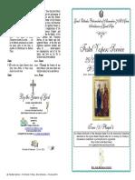 2016 -28-29 June-st Peter & St Pau -Vespers