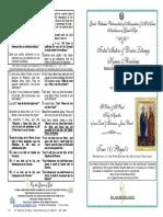 2016 - 29 June - St Peter & St Paul, The Apostles' Feast
