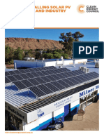Guide to Installing Solar PV for Business and Industry February 2014
