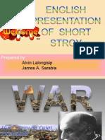 War by Luigi lo