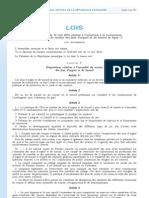 JOE 13 Mai 2010 Loi Jeux Et Paris en Ligne