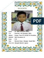 Biodata Iqbal