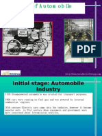 Synopsis of Auto Industry