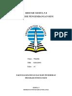 Resume Modul 5-8