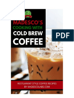 Cold Brewed Coffee Recipes-1
