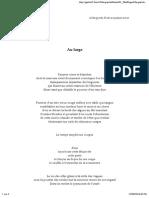 Aragon, A Marguerite Porete Et Quelques Autres