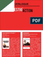 Catalogue d'Investig'Action en français