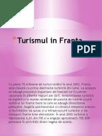 Turismul in Franta