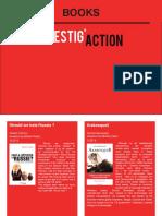 Catalogue d'Investig'Action (version en anglais)