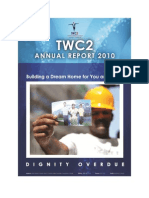 TWC2 Annual Report 2010