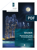 Ohan Balian 2016 Biannual Abu Dhabi Economic Report. BADER, Issue 01-28032016, April 2016.