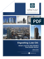 Ohan Balian 2016 Digesting Low Oil What's Next for Abu Dhabi's Real Estate Sector. Sectoral Report, Issue 02-26022016, March 2016.