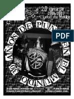 Comunidad Punk. Nº 20 (2007)