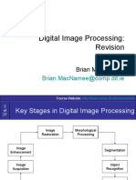 ImageProcessing13 Revision