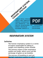 English (Respiratory system)
