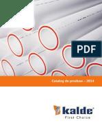 2014 Kalde Catalog