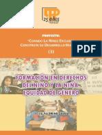 3.Formacion en Derechos Equidad Genero
