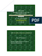 ISLAM Conceptual Slide Presentation - Dr. Yahia Abdul Rahman