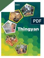Thingyan 2016
