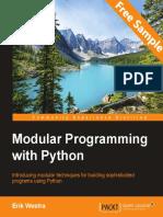 Modular Programming with Python - Sample Chapter