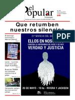 El Popular 348 Órgano de Prensa Oficial del Partido Comunista de Uruguay