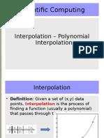 Day16-InterpolationPoly
