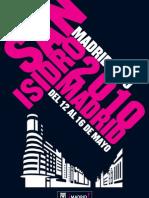 Programación Fiestas de San Isidro 2010