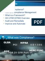 2009-10 Iso Frameworks Slides