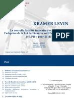 120206 Dauphine Fiscalité-Des-trusts Lazimi-Vincent Présentation