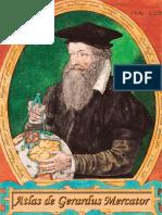 Catalogo Edición facsímil del Atlas de Mercator