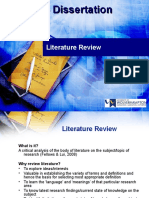 Literature Review 2011