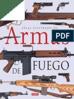 Atlas Ilustrado Armas de Fuego Susaeta