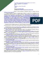 1999 - LEGE 188 - Statutul Functionarilor Publici