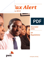 Tax Alert May 2012