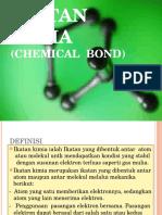 Ikatan Kimia & Imf