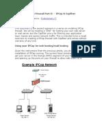 Building IPCop Linux Firewall w Copfilter p2