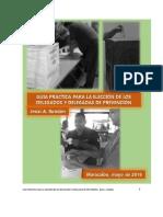 Guia Práctica Para La Elección de Los Delegados y Delegadas de Prevención. Por Jesús a. Rondón