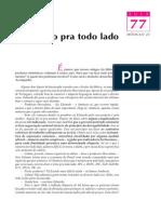 Telecurso 2000 - Língua Portuguesa  - Vol 03 - Aula 77