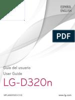 Manual Tfno LG L70