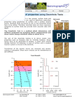 Dynamic Soil properties using Downhole Tests