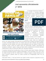 Hora Da Família 2016