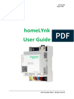 AR1740 EdD User Guide HomeLYnk En